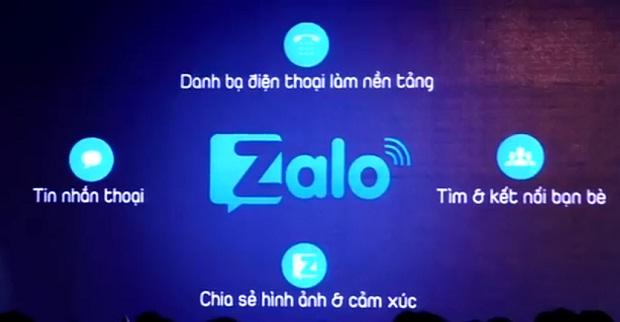 Tai Zalo, Zalo, Zalo Chat
